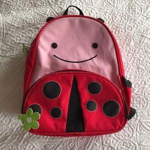 Skip Hop Kids Ladybug Backpack